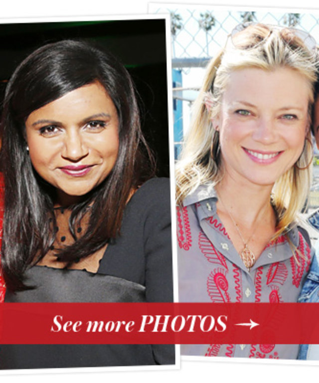 Earth Day, Minday Kaling, Amy Smart