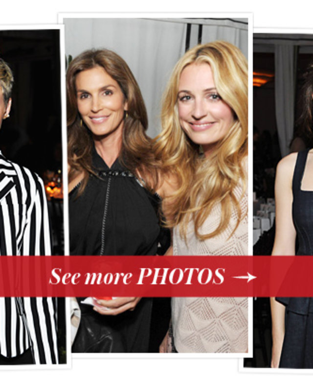 Brian Bowen Smith Party - Miley Cyrus - Emmy Rossum