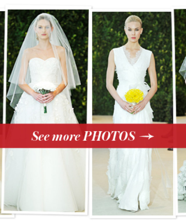 Carolina Herrera Wedding