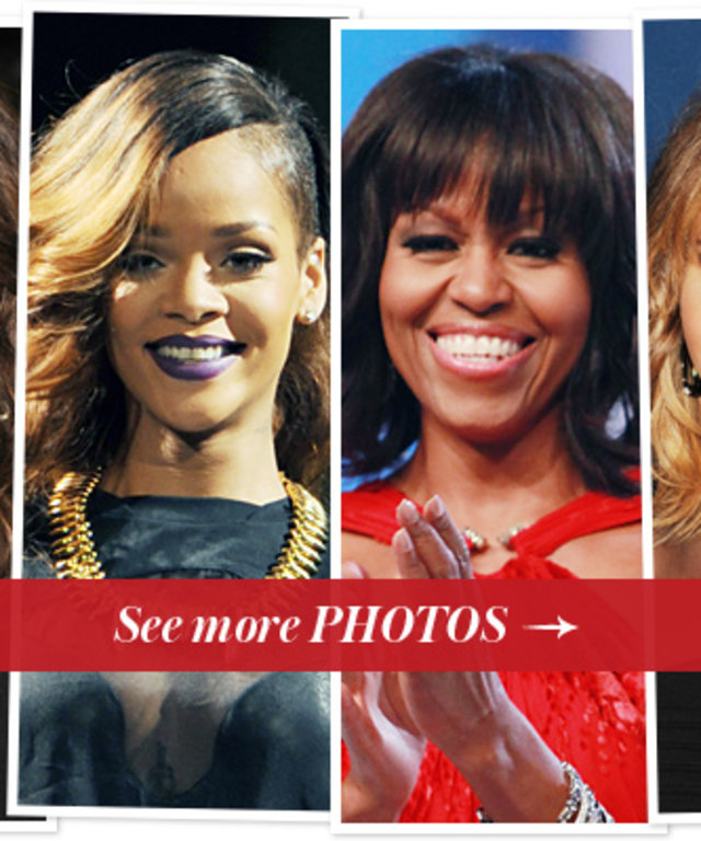 New Hair 2013 - Michelle Obama - Reese Witherspoon - Rihanna- Jennifer Lawrence