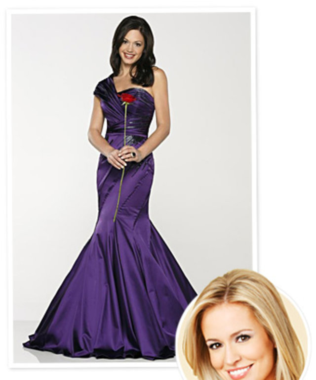 The Bachelorette Emily Maynard on Desiree Hartsock