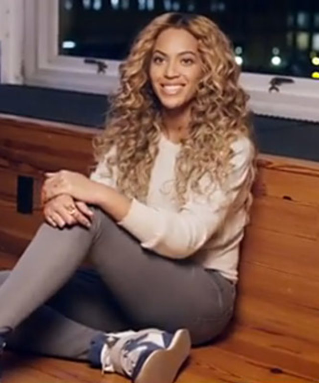 Chime for Change - The Sound of Change - Beyonce