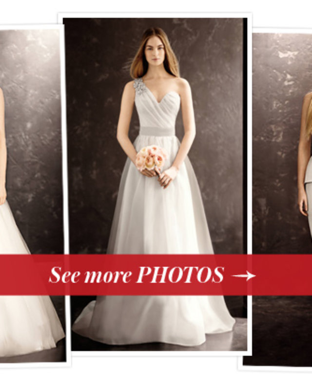6b2a1ab4b5fcd White by Vera Wang for David's Bridal: See the Fall Collection, Now  Available