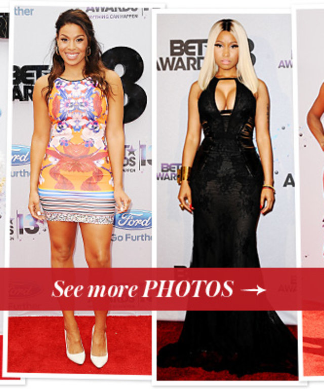 BET Awards 2013 Fashion