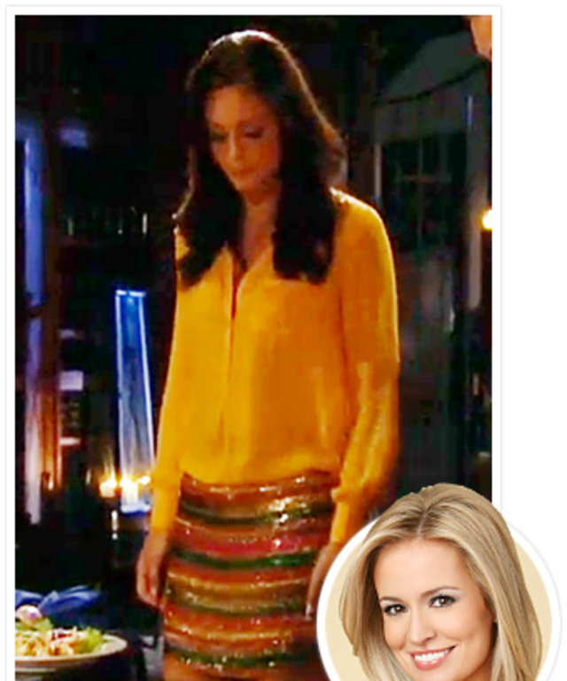 Emily Maynard's Favorite Looks The Bachelorette Episode 7