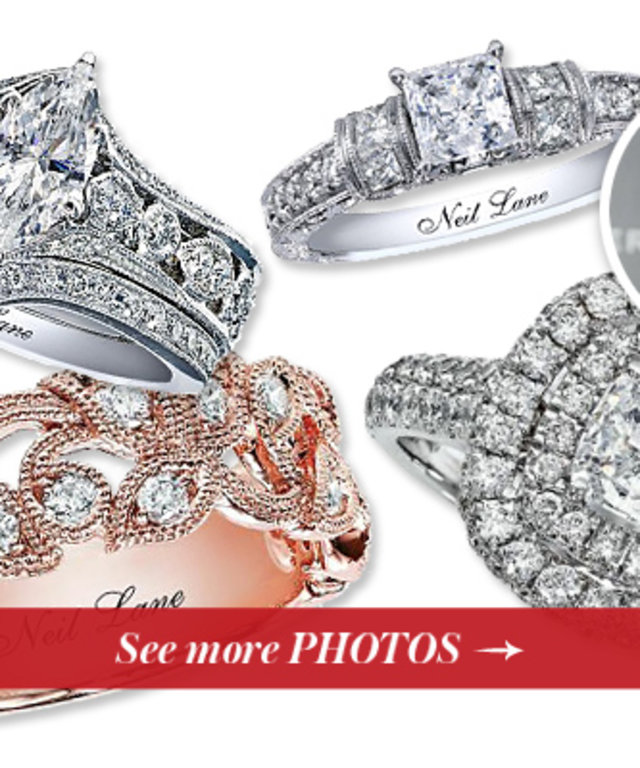 Neil Lane x Kay Jewelers collection