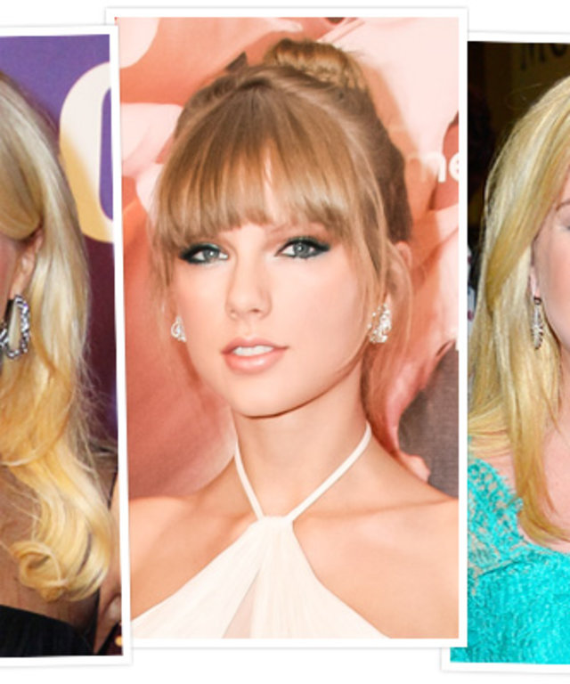 Carrie Underwood, Taylor Swift and Kelly Clarkson