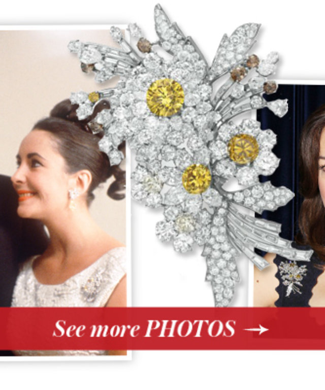 elizabeth talor bulgari jewelry jennifer tilly