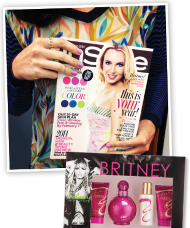 Britney Spears Giveaway