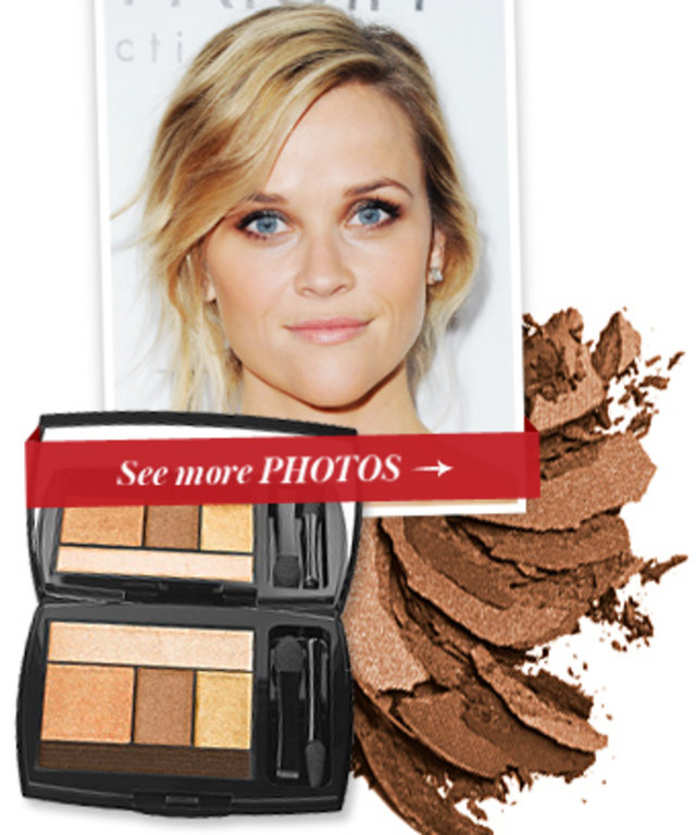 New Year's Eve Makeup - Reese Witherspoon