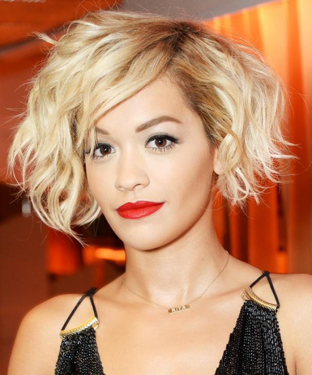 Short Curly Celebrity Hairstyles We Love Instyle