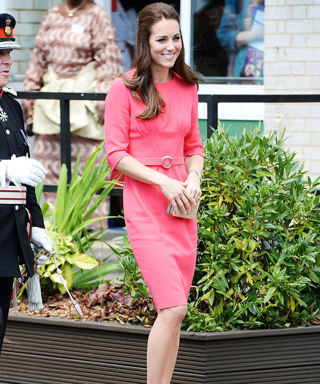 Kate Middleton in Goat