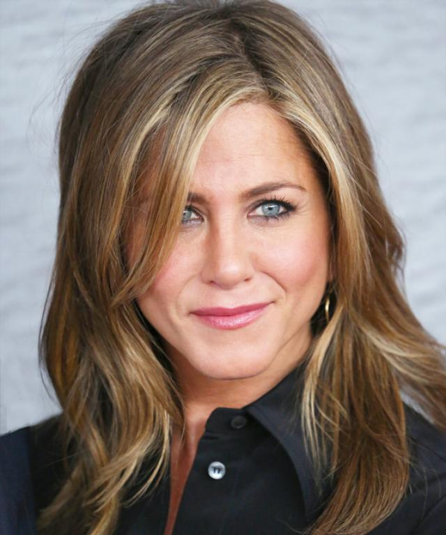Salon Inspiration Jennifer Aniston Instyle