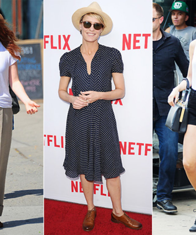 e3b0ca490 Taylor Swift, Jessica Chastain, and More Celebs in Stylish Summer ...