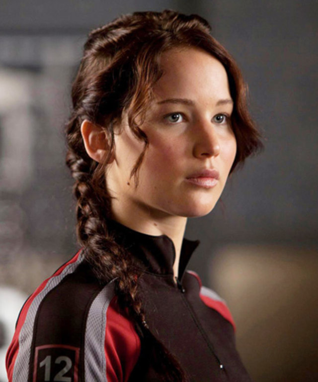 Our Favorite Hunger Games Inspired Side Braids Instyle Com