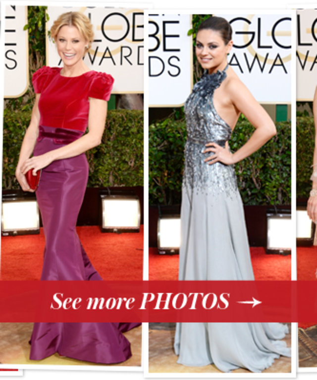 Golden Globes Fashion Trends