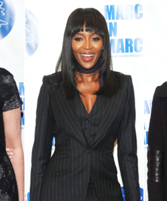 Kim Cattrall, Naomi Campbell, Kelly Rutherford