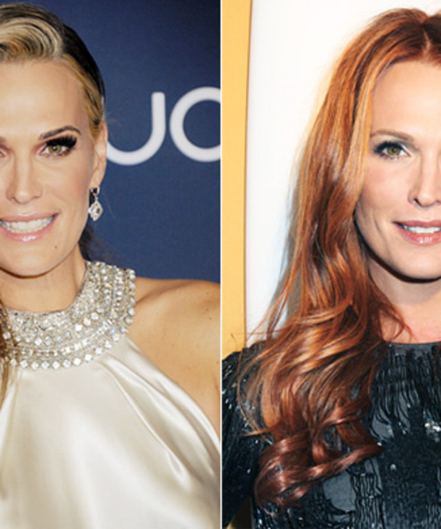 Molly Sims Red Hair