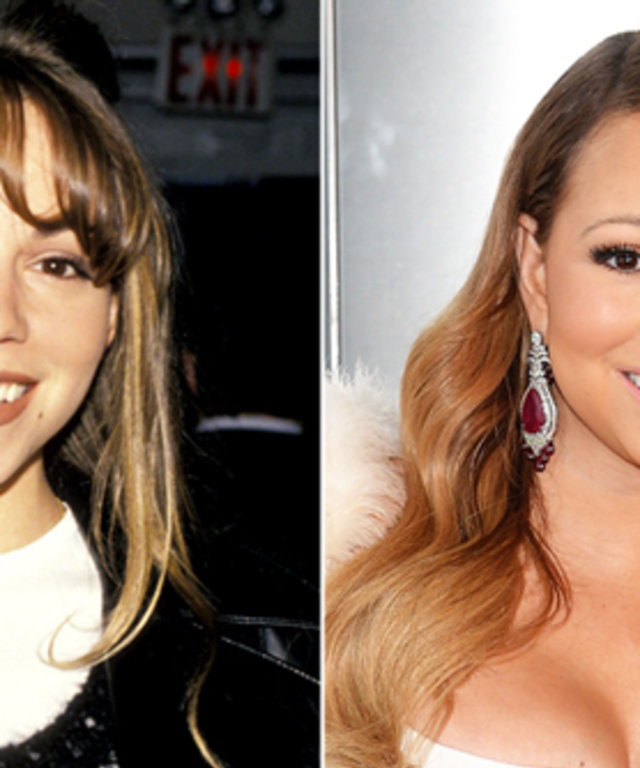 Mariah Carey's Best Beauty Moments