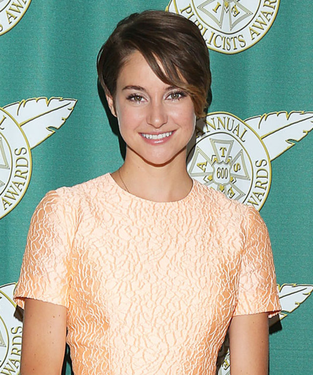 Shailene Woodley,  Celebrities Who Green Their Routine