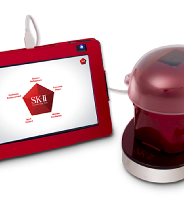 SK-II Beauty Imaging System - Spring Skincare