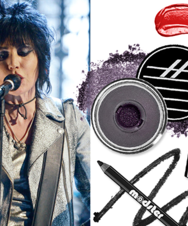 Joan Jett Makeup - Rock and Roll Hall of Fame