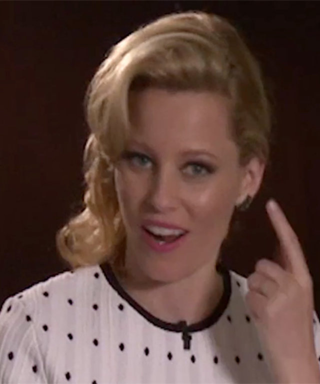 Elizabeth Banks for InStyle.com - Most Embarrassing Style Moment