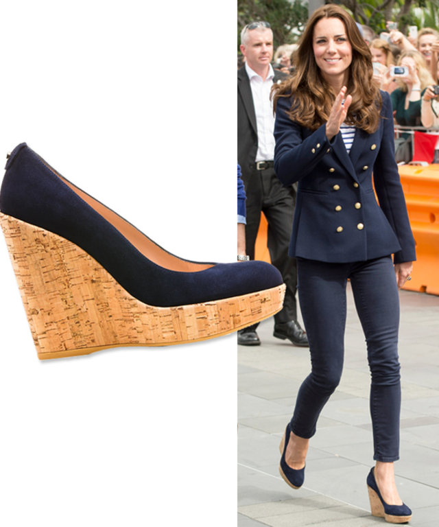 1841daaff846 Custom-Design Your Own Pair of Kate Middleton s Favorite Wedges ...