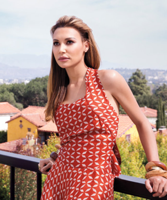 Naya Rivera's Los Angeles Home