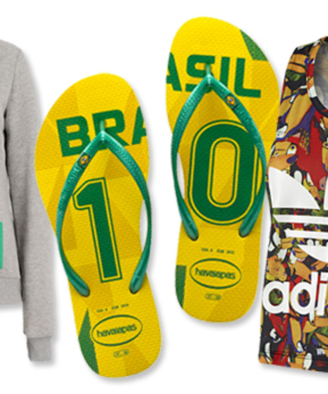 2014 FIFA World Cup Fashion