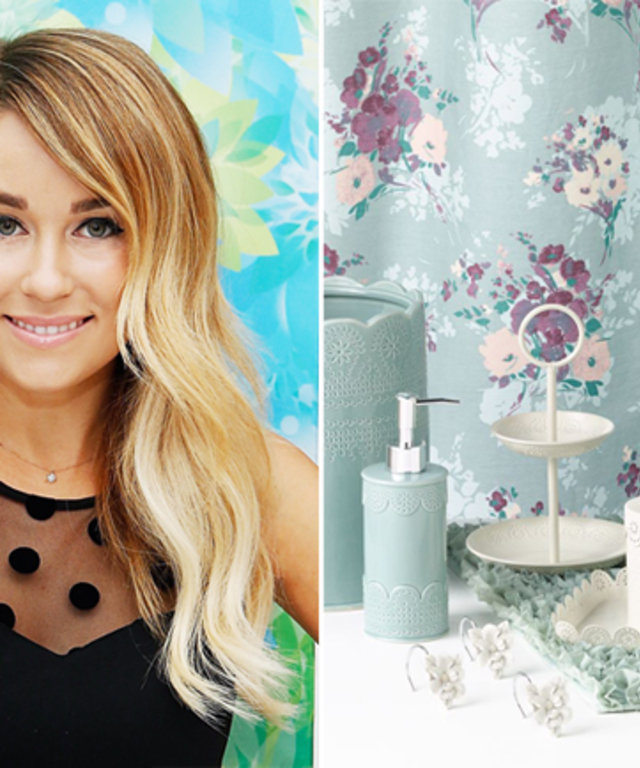 a7c2266d057 Check Out Lauren Conrad s New Bathroom Decor Collection for Kohl s ...