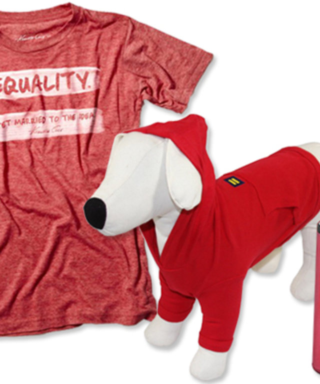 Pride Products: MAC, Human Rights Campaign, and Kenneth Cole