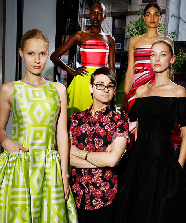 Christian Siriano Summer Dressing Tips