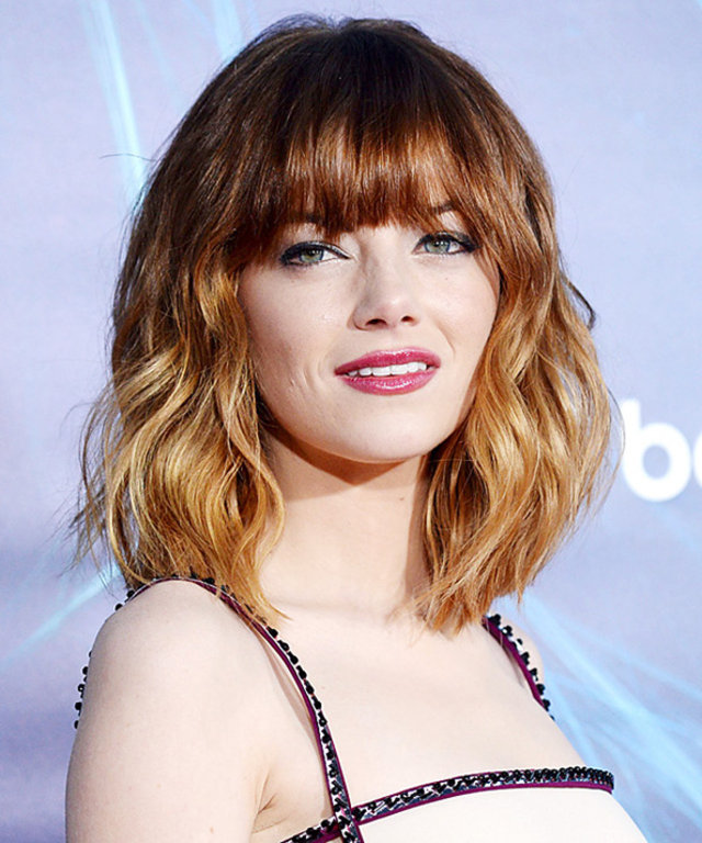 Ombre Hair Color Ideas Celebrity Hairstyles