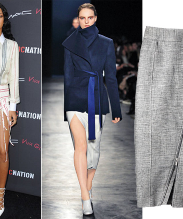 Find Your Perfect Slit Skirt