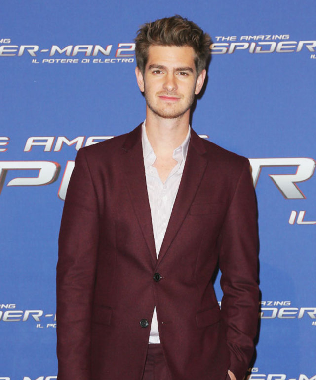 Andrew Garfield  Birthday