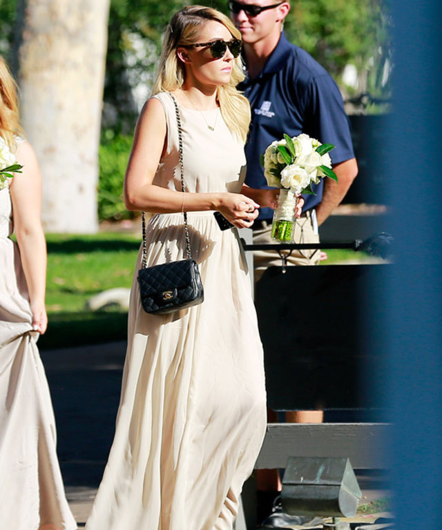 Lauren Conrad Bridesmaid