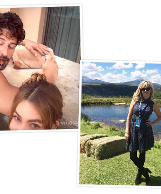 Labor Day weekend celebrity Instagrams