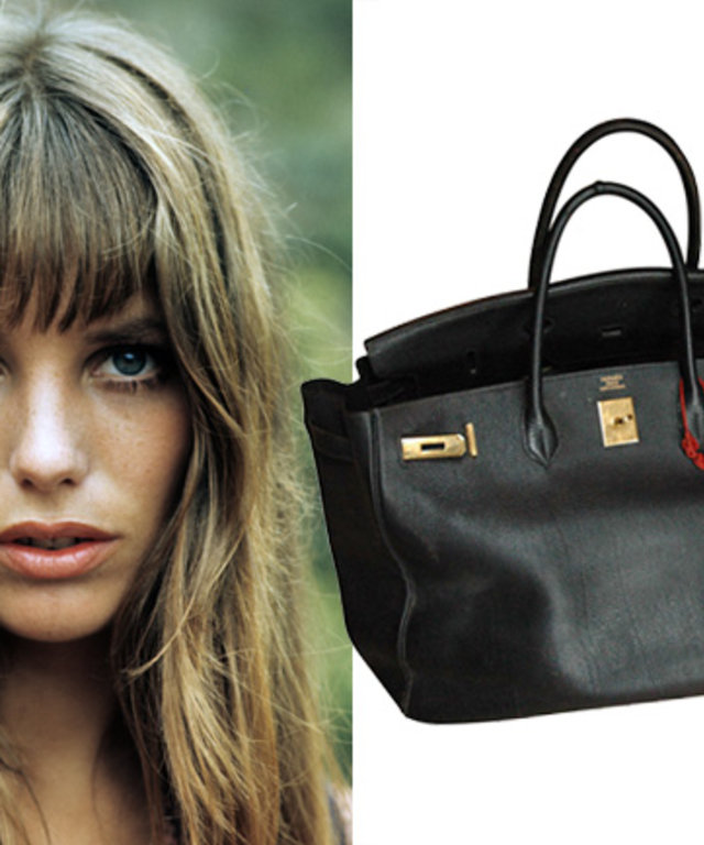 Jane Birkin bag auction