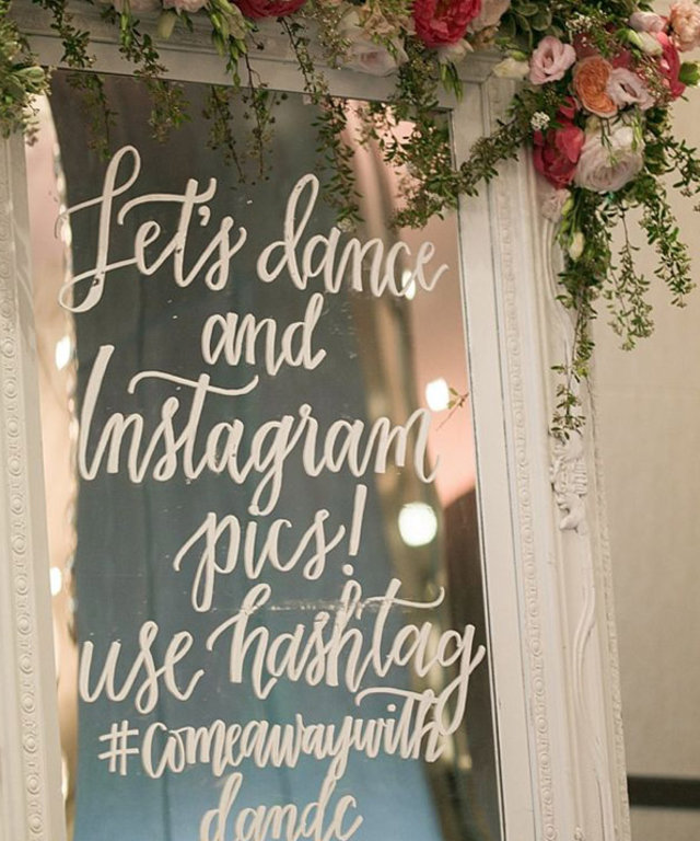 Cute Wedding Hashtags.Til Hashtag Do We Part The Status On Wedding Social Media