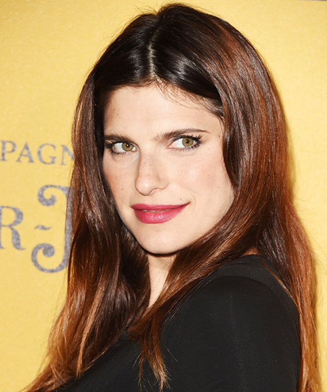Lake Bell is a mom.
