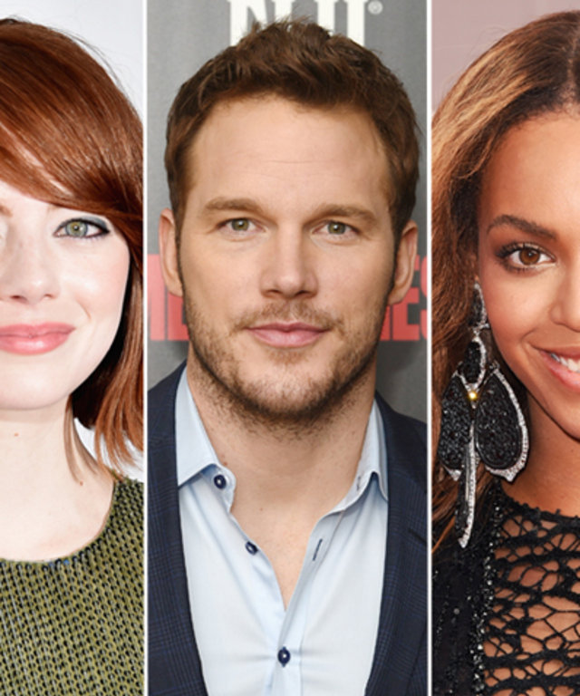 People's Choice Awards 2015 Nominees