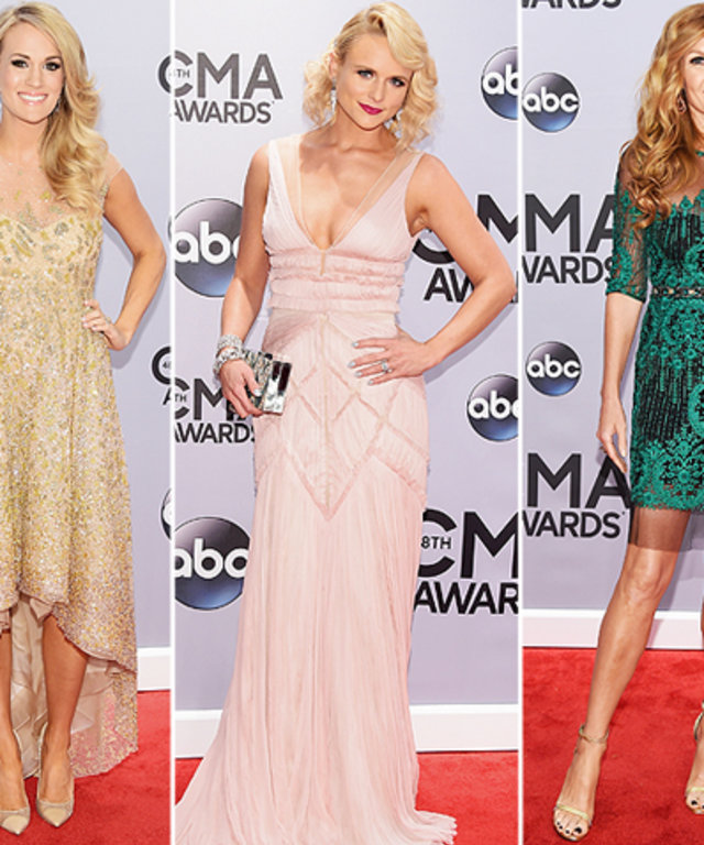 Best Looks from the 2014 CMA Awards