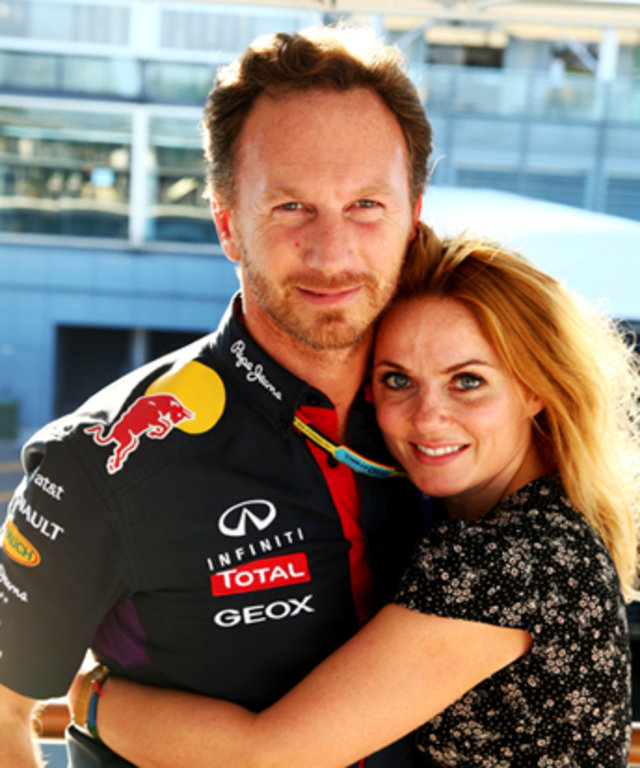 Geri Halliwell Engaged