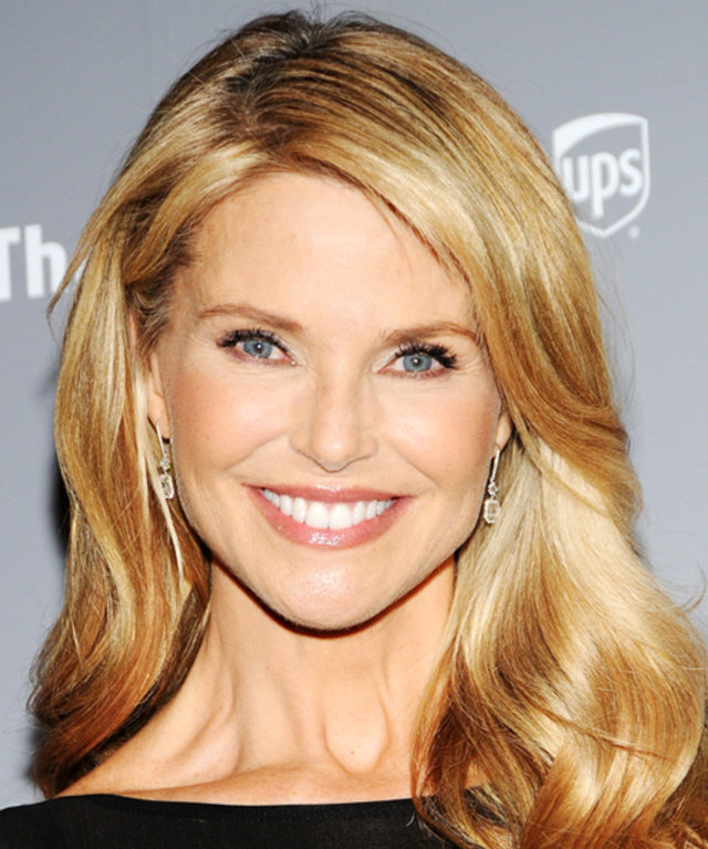 Christie Brinkley Is Launching A Skincare Line Instyle