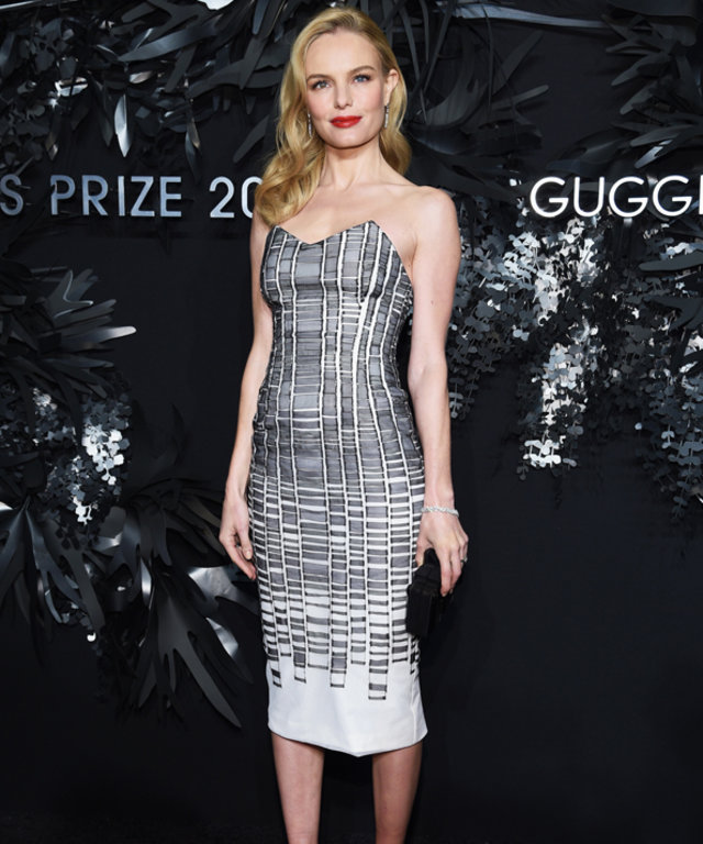 Kate Bosworth at the Hugo Boss Prize 2014