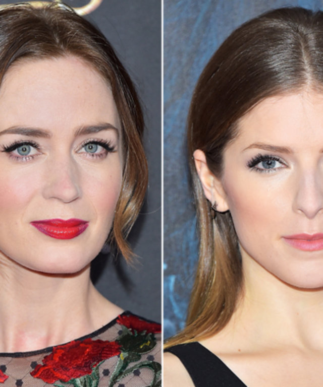 Into the Woods Premiere - Emily Blunt - Anna Kendrick