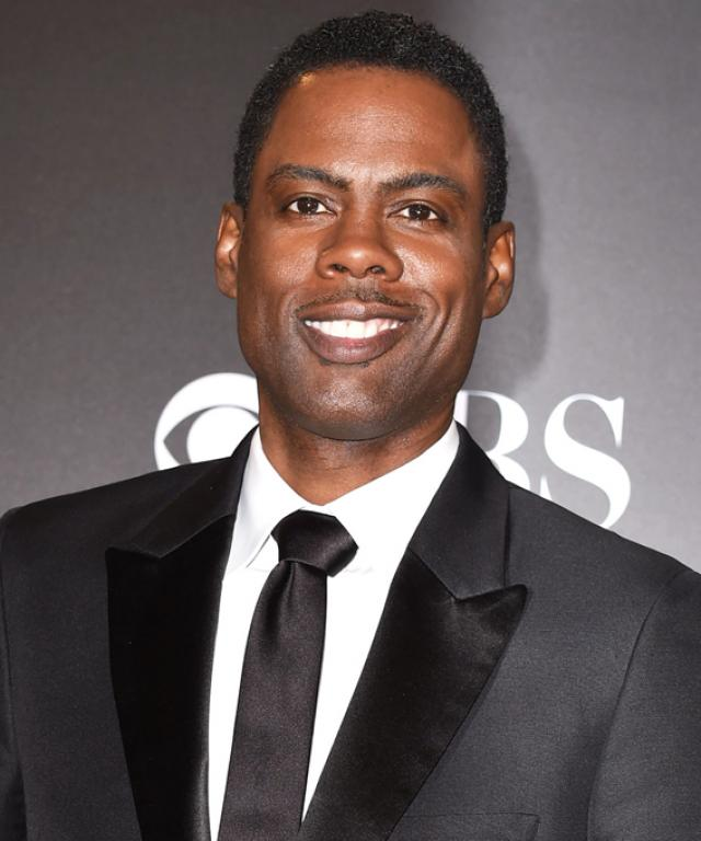 Chris Rock - Celebs Who Are 50