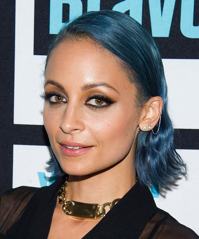 Nicole Richie Hair Color