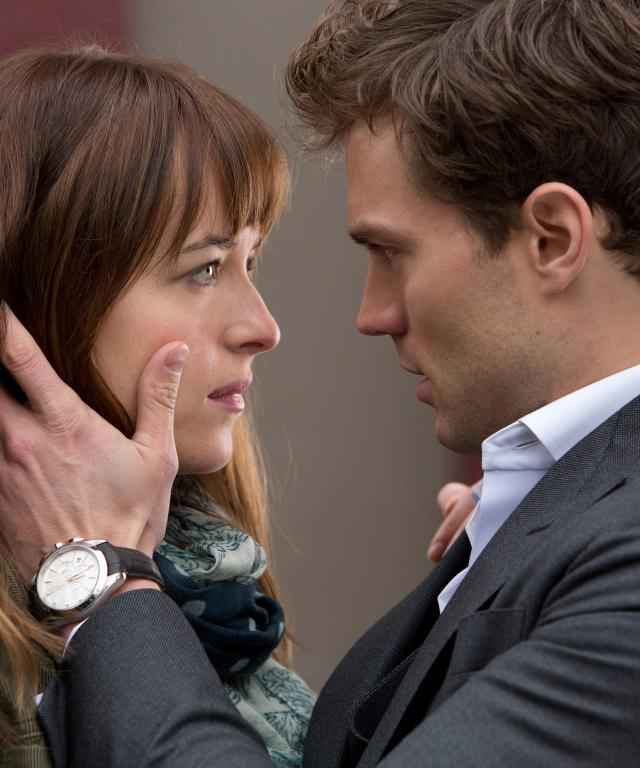 Anastasia Steele's Outfits From Fifty Shades of Grey